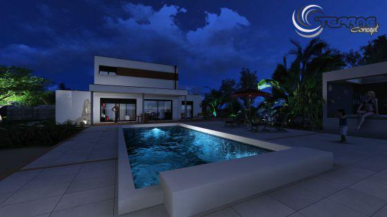 Simulateur maison 3d calendrier de lu0027avent maison 3d for Simulateur piscine