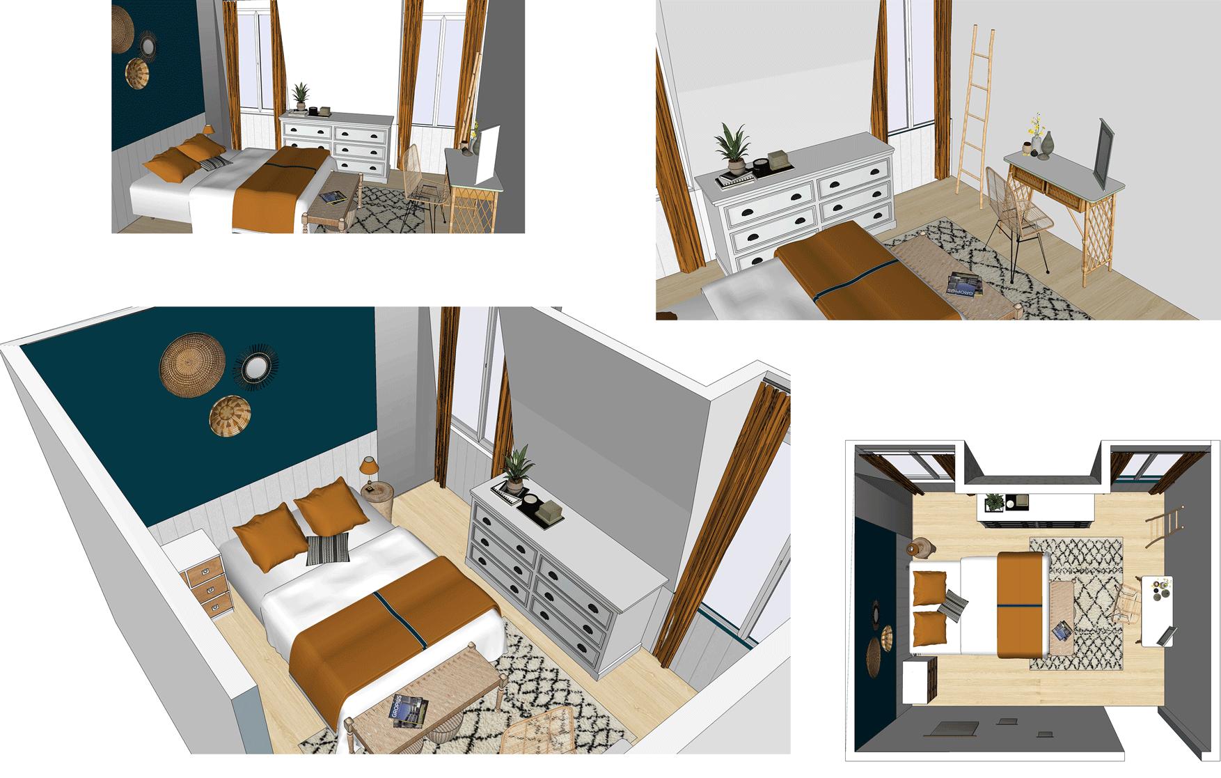 julie barbeau d coration. Black Bedroom Furniture Sets. Home Design Ideas