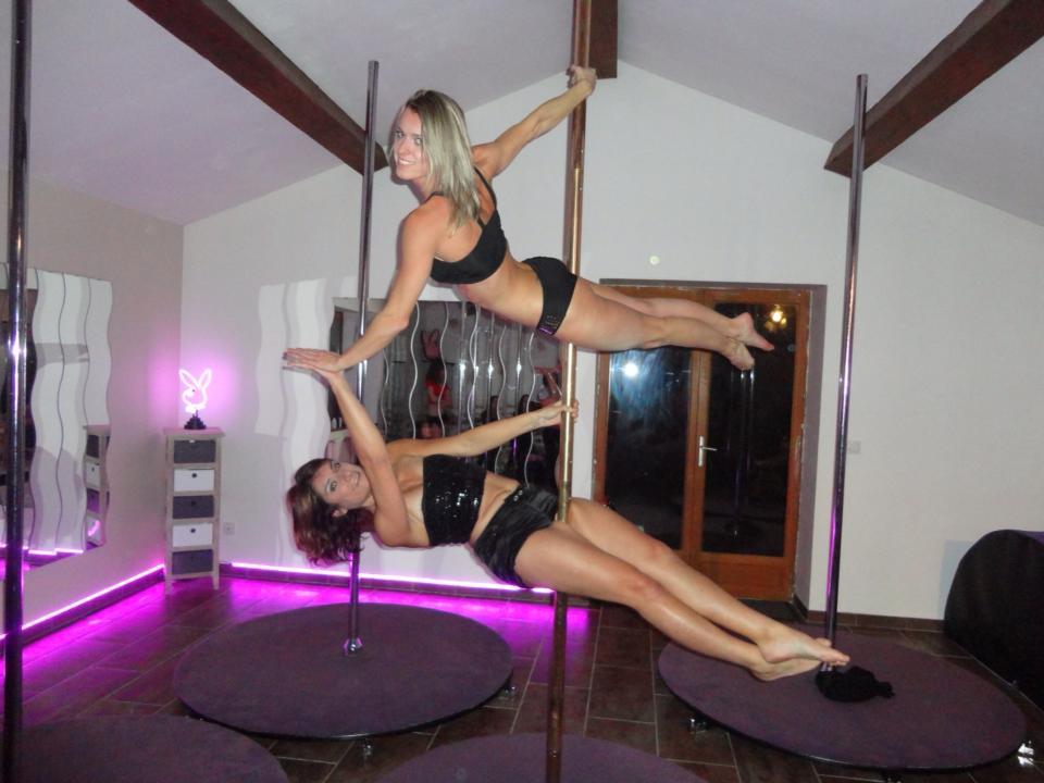 pole dance brindas