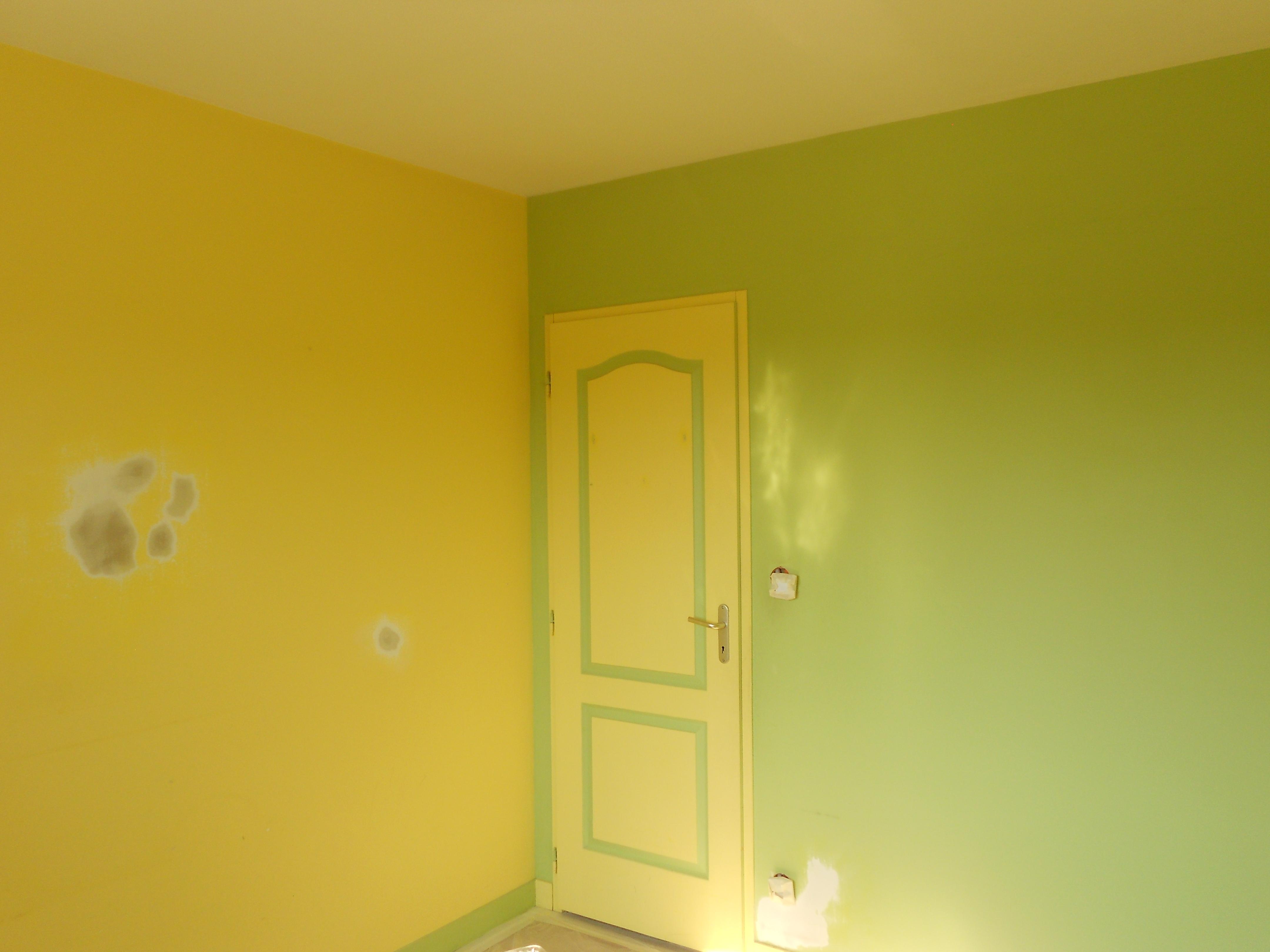 Stunning Deco Chambre Vert Et Jaune Images - Matkin.info - matkin.info
