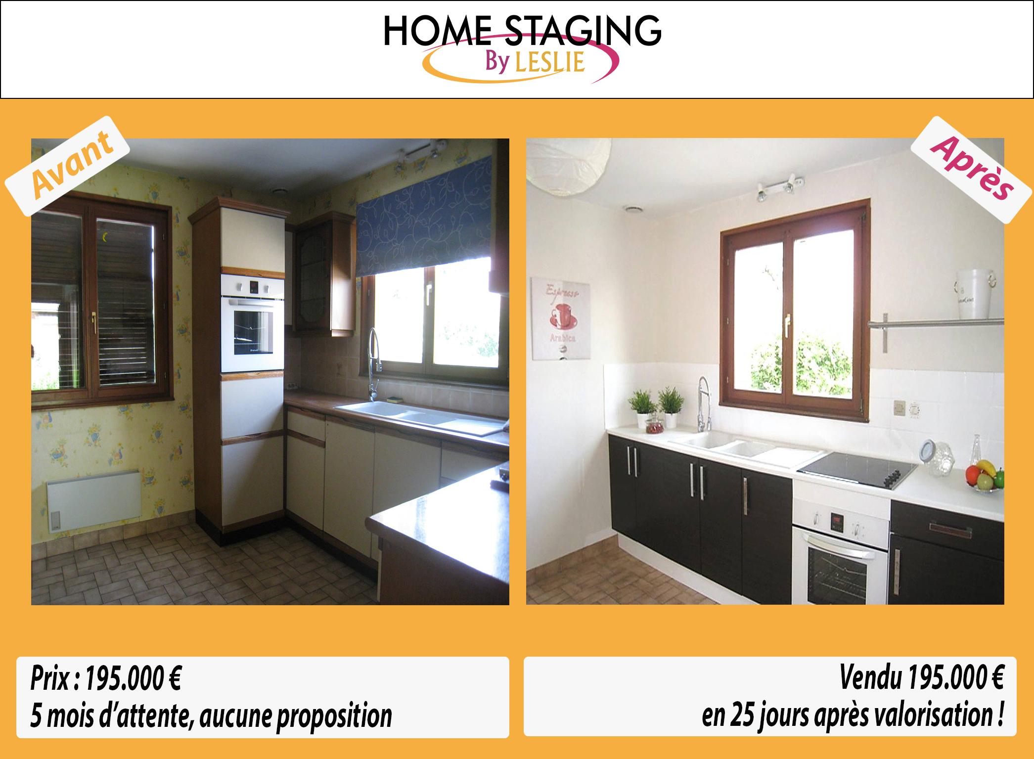 home staging by leslie. Black Bedroom Furniture Sets. Home Design Ideas